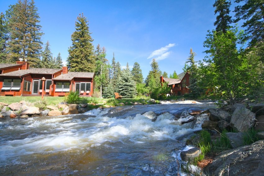 Top Rated Romantic Cabins On River In Estes Park